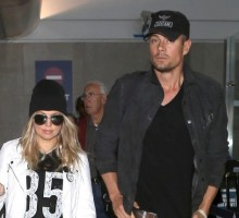 Celebrity News: Fergie Jokes That Josh Duhamel Wanted Children with Her From Their First Date