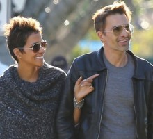 Oliver Martinez Spends Time with Halle Berry's Daughter