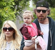 Celebrity Baby: Jessica Simpson Celebrates Her Baby Shower