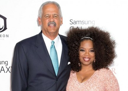 Stedman Graham and Oprah Winfrey. Photo: Janet Mayer / PRPhotos.com