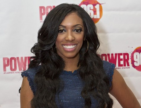 Porsha Stewart. Photo: Snook/FAMEFLYNET PICTURES