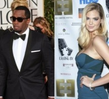 "Celebrity News: Sean ""Diddy"" Combs and Kate Upton Slam Dating Rumors"