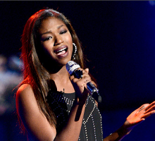Amber Holcomb Bids a Sad Farewell to the 'American Idol' Stage