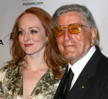 Celebrity News: Tony Bennett Gives Away Daughter Antonia at Her Wedding