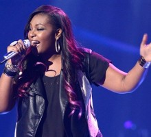 For 'American Idol' Winner Candice Glover, Third Time's A Charm