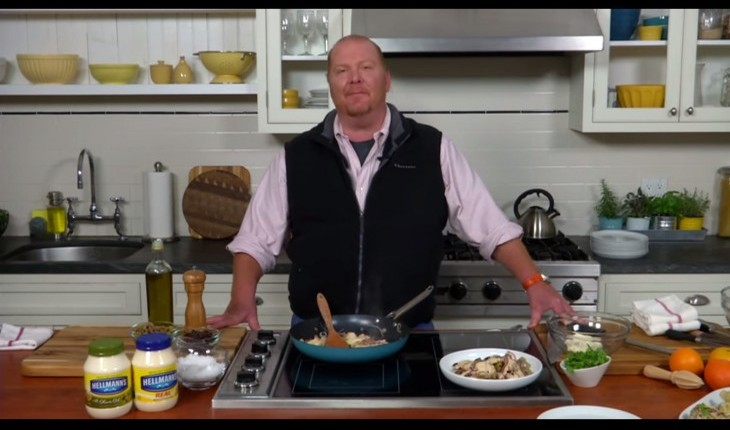 Cupid's Pulse Article: Mario Batali