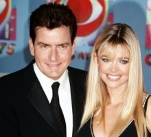 Celebrity News: Denise Richards Calls Charlie Sheen the 'Greatest Ex Ever' for Lending Jet
