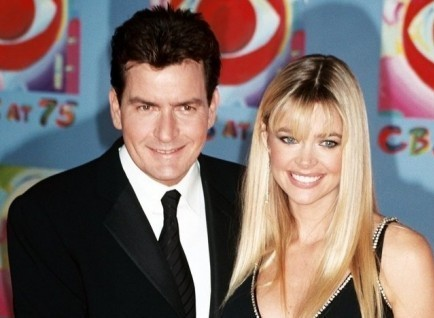 Cupid's Pulse Article: Celebrity News: Denise Richards Calls Charlie Sheen the 'Greatest Ex Ever' for Lending Jet