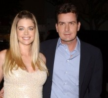 Celebrity News: Denise Richards Says She Enjoys Hanging with Ex Charlie Sheen