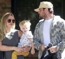 "Hilary Duff: ""I Love Being A Mom"""