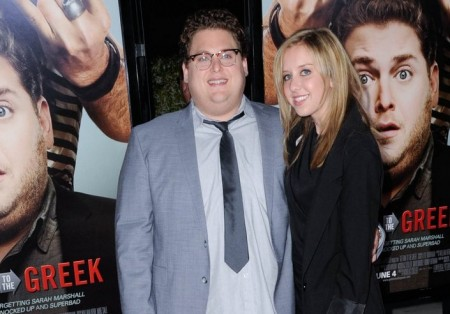 Cupid's Pulse Article: Celebrity News: Jonah Hill Is Spotted Making Out with Ex-Girlfriend in Los Angeles