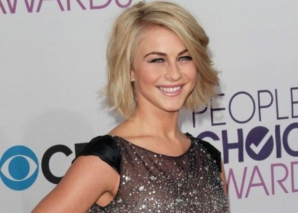 Julianne Hough. Photo: Andrew Evans / PR Photos