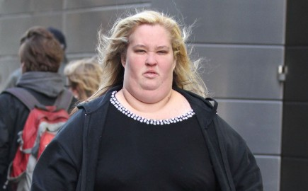 Cupid's Pulse Article: 'Honey Boo Boo' Stars Mama June and Sugar Bear Exchange Vows and Celebrate with BBQ