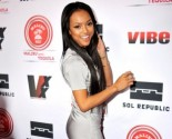 Celebrity News: Chris Brown Parties with Ex Karrueche Tran While Rihanna Tours