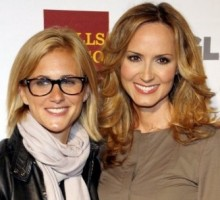 Celebrity Baby: Chely Wright and Wife Welcome Identical Twin Boys