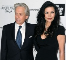 Celebrity News: Michael Douglas Welcomes Catherine Zeta-Jones Home from Treatment