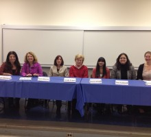 Hofstra University Publishing Panel Event