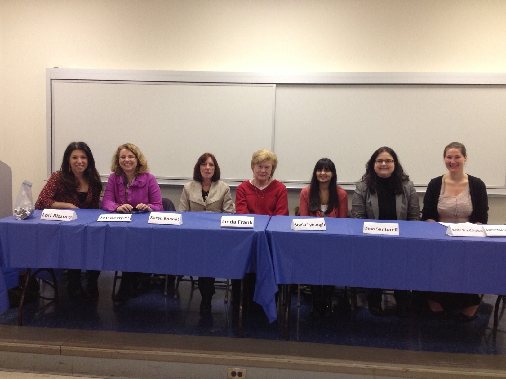 Cupid's Pulse Article: Hofstra University Publishing Panel Event