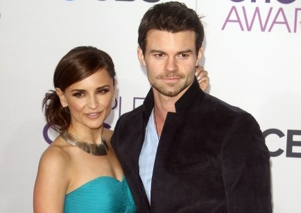 Rachael Leigh Cook and Daniel Gilles. Photo: Juan Rico/FAMEFLYNET PICTURES