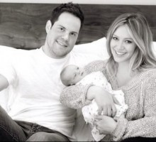 Celebrity News: Hilary Duff Calls Motherhood a 'Hormonal Roller Coaster'
