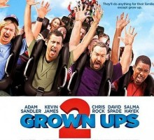 'Grown Ups 2' Stirs Up More Trouble