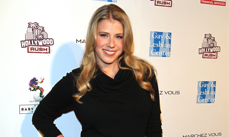 Cupid's Pulse Article: New Celebrity Couple: 'Full House' Star Jodie Sweetin Is Dating Mescal Wasilewski