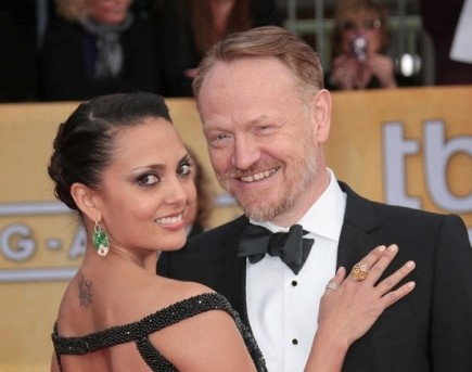 Allegra Riggio and Jared Harris. Photo:  Andrew Evans  / PR Photos