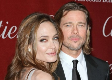 Cupid's Pulse Article: Kids Put Pressure on Brad Pitt to Propose to Angelina Jolie