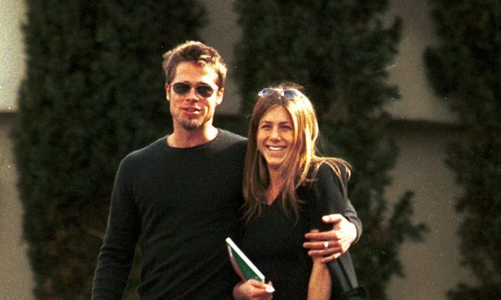 Cupid's Pulse Article: Brad Pitt and Jennifer Aniston Are Scheduled at the Same Film Festival