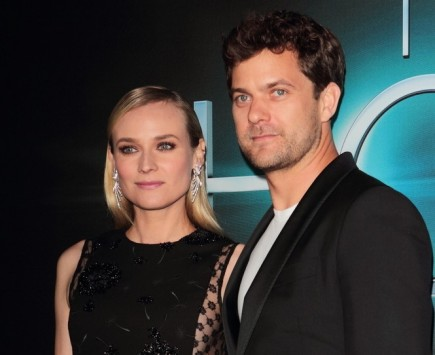 Diane Kruger and Joshua Jackson. Photo: Tina Gill / PR Photos