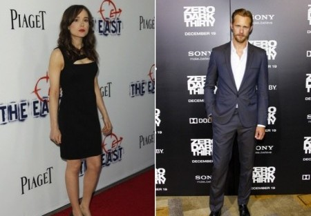 Cupid's Pulse Article: Rumor: Are Co-Stars Ellen Page and Alexander Skarsgard Dating?