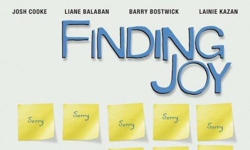 Cupid's Pulse Article: Rom-Com 'Finding Joy' Is a Journey