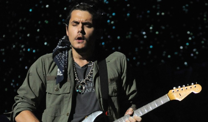 Cupid's Pulse Article: Celebrity News: Is John Mayer's New Song 'Paper Doll' about Taylor Swift?
