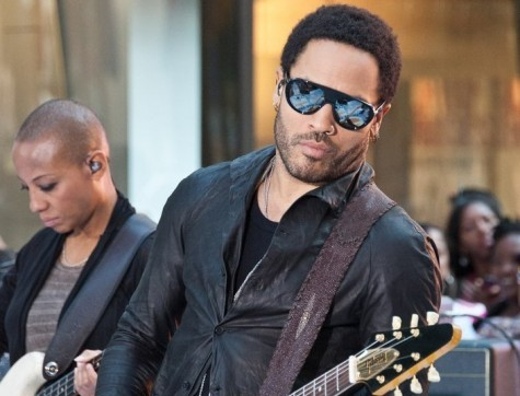 Lenny Kravitz. Photo: Paul Froggatt / PR Photos