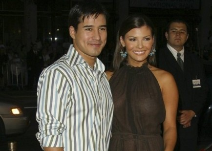Mario Lopez and Ali Landry. Photo: Lee Roth / RothStock / PR Photos