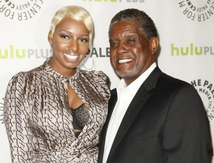 NeNe Leakes and Greg Leakes. Photo: Emiley Schweich / PR Photos