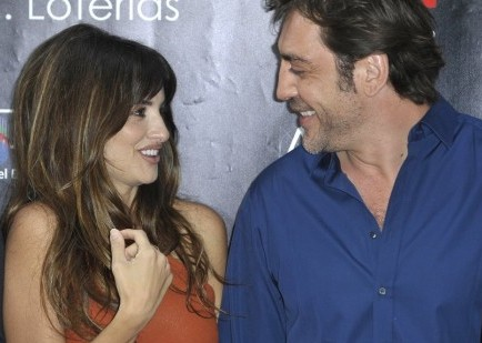 Penelope Cruz and Javier Bardem. Photo: Solarpix / PR Photos