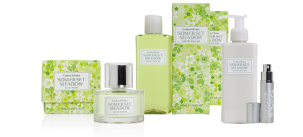 Giveaway: Enticing New Fragrance Collection by Crabtree & Evelyn
