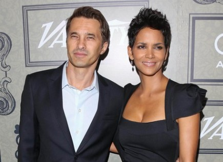 Olivier Martinez and Halle Berry. Photo: Andrew Evans  / PR Photos