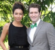 Matthew Morrison and Renee Puente Are Engaged