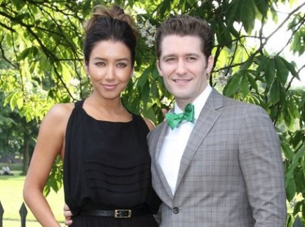 Renee Puente and Matthew Morrison. Photo: Landmark / PR Photos
