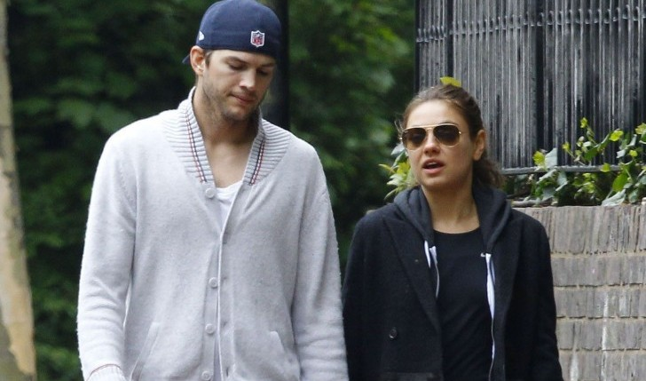 Cupid's Pulse Article: Celebrity Couple: Mila Kunis Introduces Ashton Kutcher to Her Parents in London