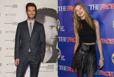Cupid's Pulse Article: Adam Levine Says Proposing to Behati Prinsloo Made Him 'Woozy'