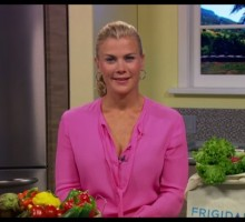 Alison Sweeney Chats About Keeping Her Family Healthy with Frigidaire