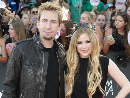Cupid's Pulse Article: Avril Lavigne and Chad Kroeger Marriage Rumors Are False