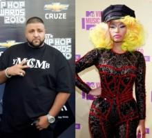 DJ Khaled Says He Was 'Serious' in Video Proposal to Nicki Minaj
