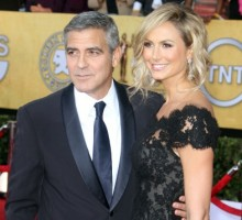 George Clooney and Stacy Kiebler Call It Quits