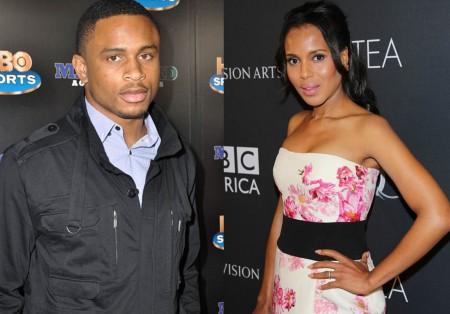 Cupid's Pulse Article: Kerry Washington Secretly Marries NFL Beau Nnamdi Asomugha