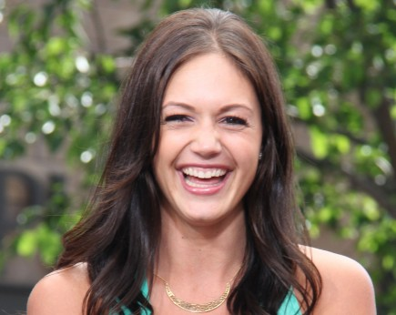 Cupid's Pulse Article: 'Bachelorette' Desiree Hartsock Says 'Love Can Be Unpredictable'
