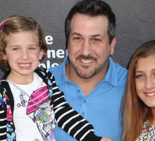 VMA Performer Joey Fatone Says Understanding Is the Secret to His Strong Marriage